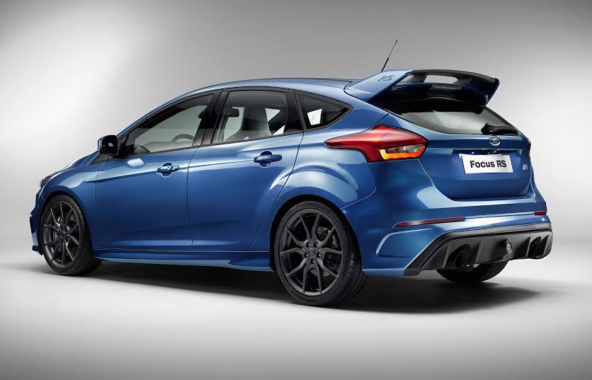 MICHELIN Pilot Sport Cup 2 e Pilot Super Sport sulla nuova Ford Focus RS