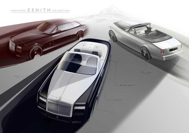 Rolls-Royce produrrà le ultime berline Phantom VII. In attesa della nuova Phantom VIII