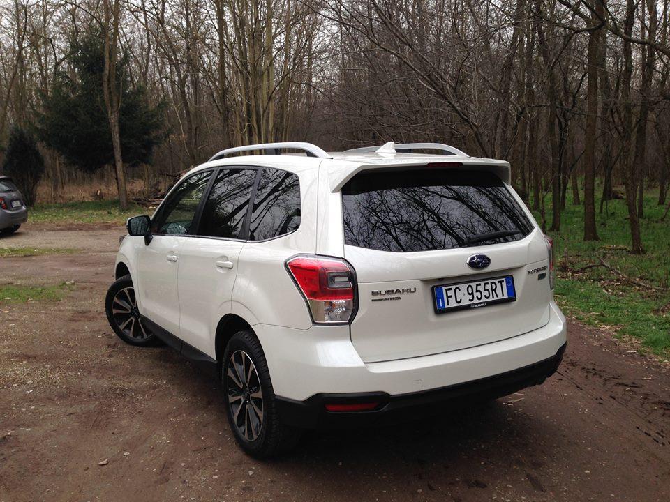 Subaru Forrester MY 2016 2