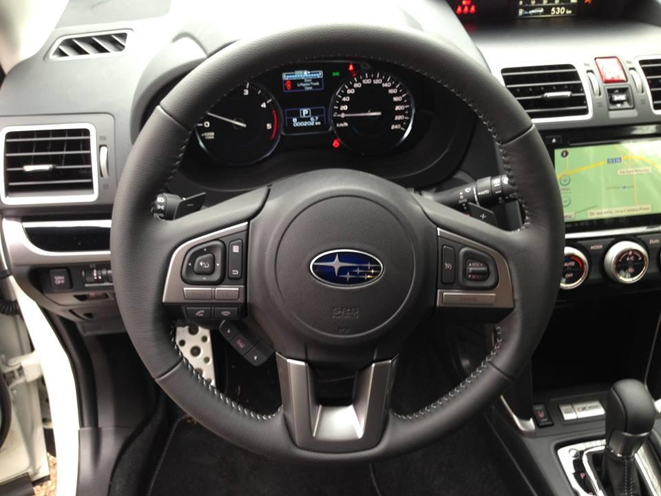 Subaru Forrester MY 2016 3