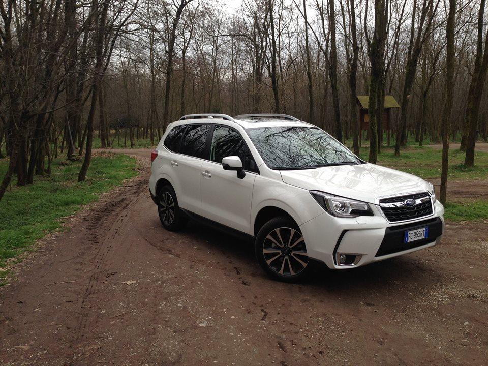 Subaru Forester MY 2016: la nostra prova su strada