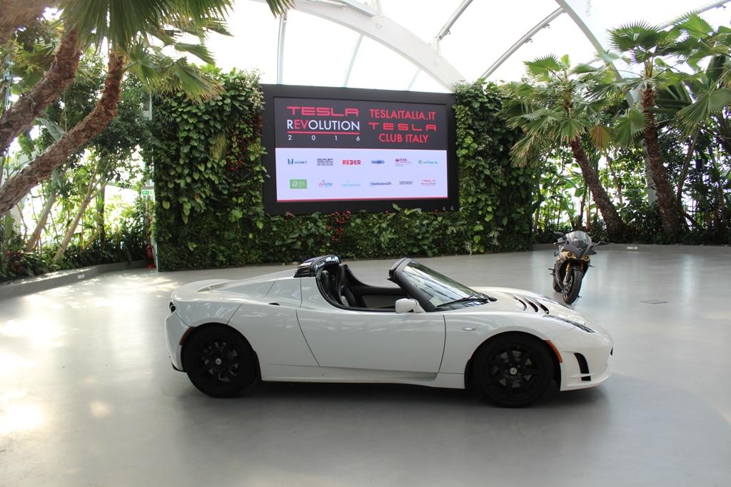 Tesla Revolution: grande successo della prima edizione