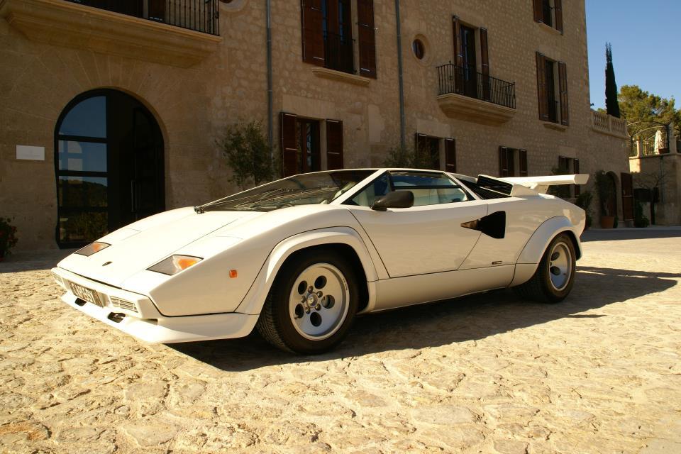 1983 Lamborghini Countach 5000 S HR