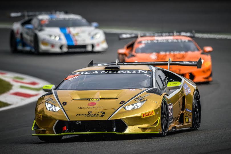 Lamborghini Blancpain Super Trofeo Europa 2016 3