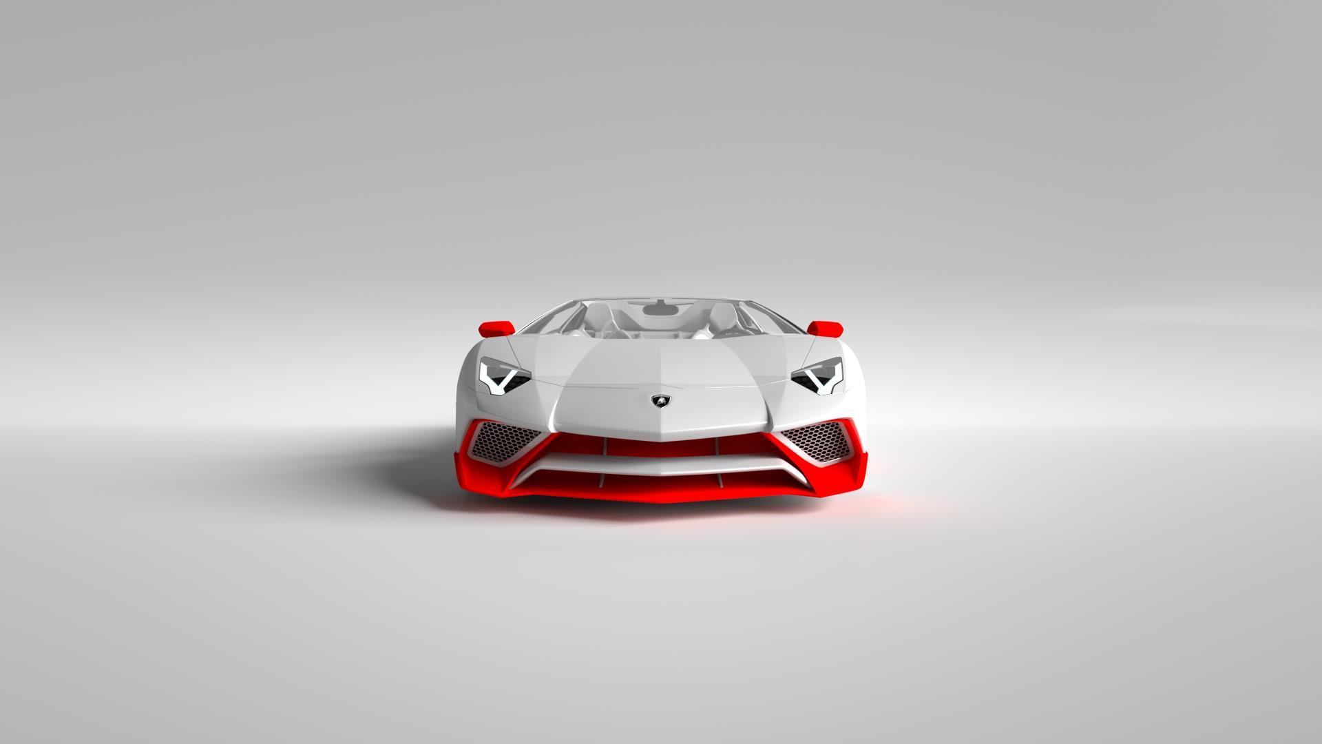 Lamborghini Aventador LP 750-4 Superveloce Coupé e Roadster by Vitesse AuDessus