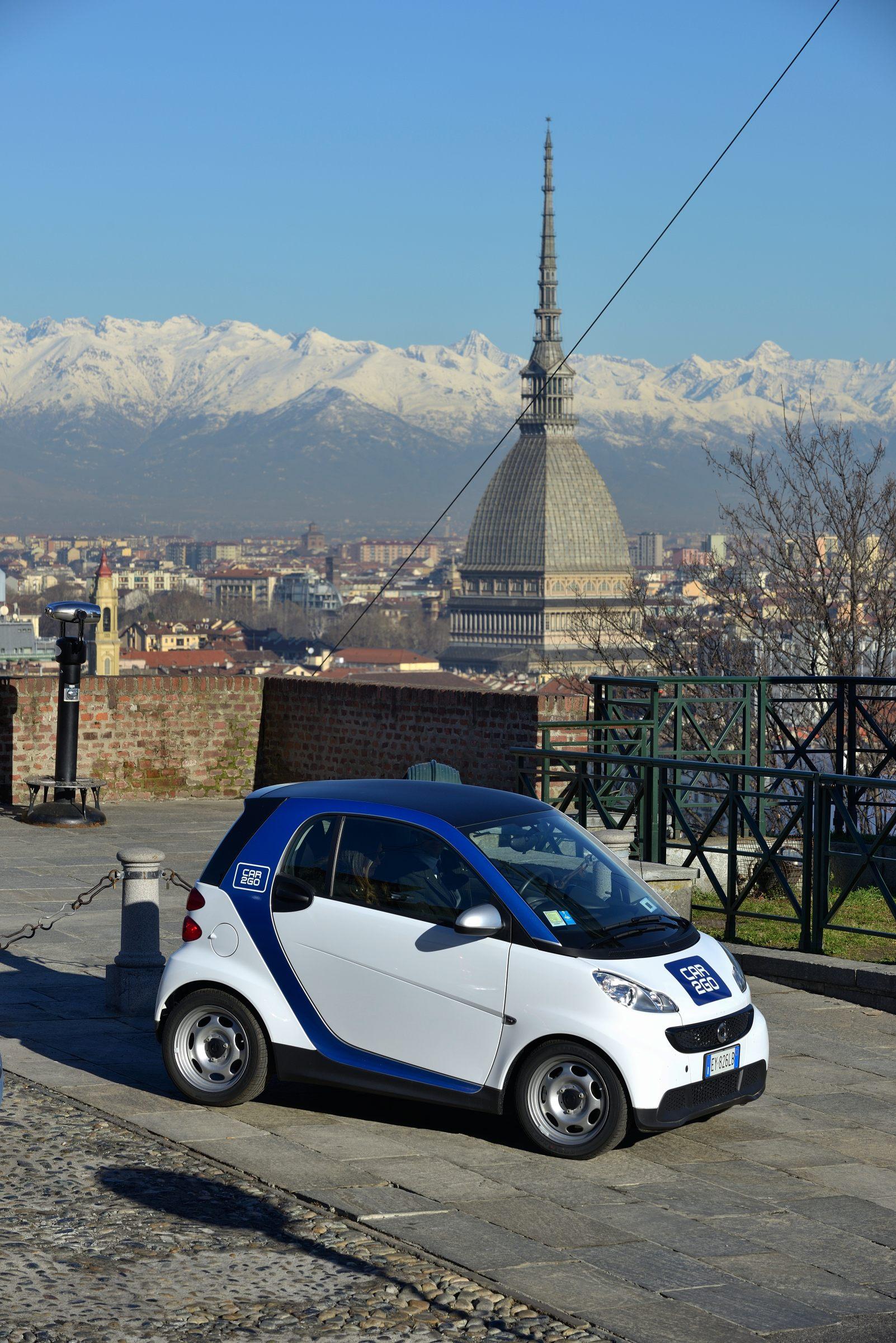 Dimmi come ti muovi e ti dirò chi sei ecco gli utenti car2go di Torino