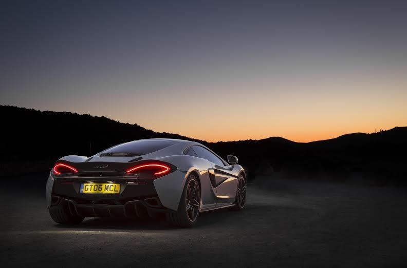 McLaren Automotive protagonista del Goodwood Festival of Speed 2016 2