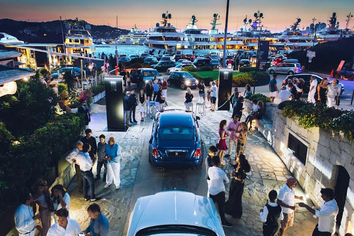 Rolls-Royce annuncia l'apertura del Porto Cervo Summer Studio