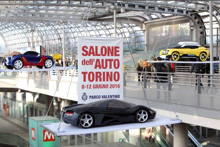 Salone dell'Auto di Torino 2016