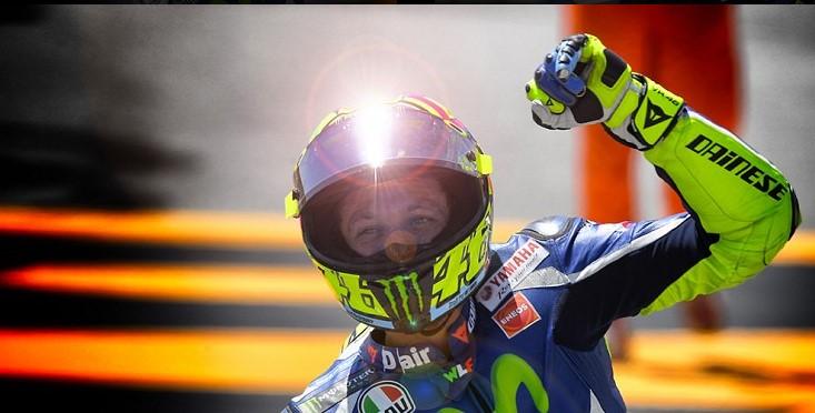 Valentino Rossi GP di Spagna 2016