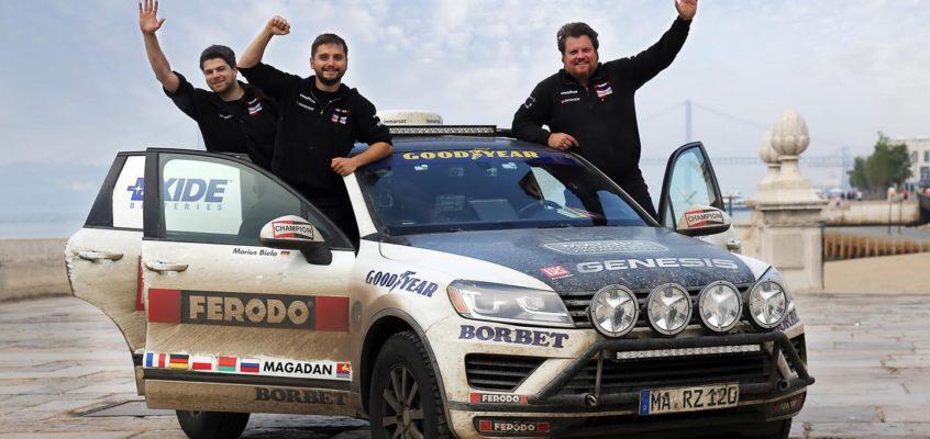 Goodyear e Rainer Zietlow ancora insieme per un nuovo record