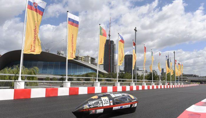 L'Italia trionfa alla Shell Eco-marathon