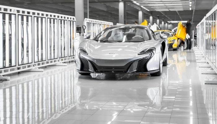 McLaren Automotive festeggia il suo quinto anno di vendite record