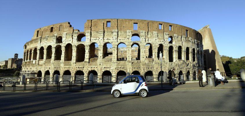 Dimmi come ti muovi e ti dirò chi sei: ecco gli utenti car2go di Roma