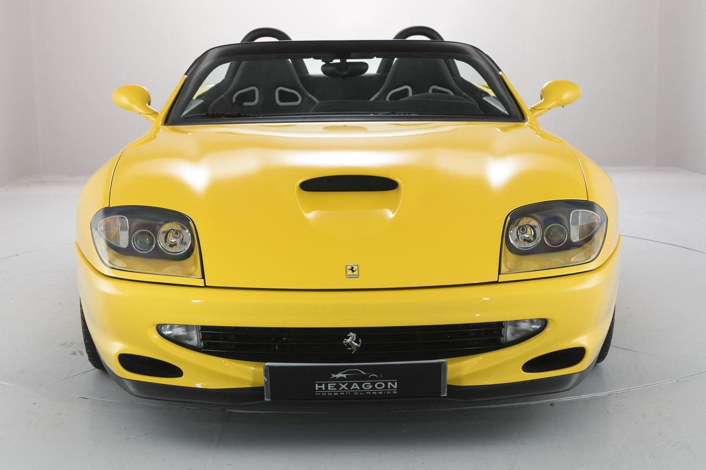 1234259_Ferrari 550 Barchetta front