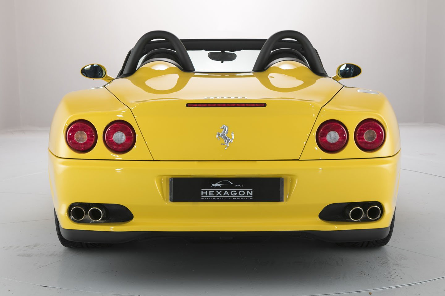 1234262_Ferrari 550 Barchetta rear