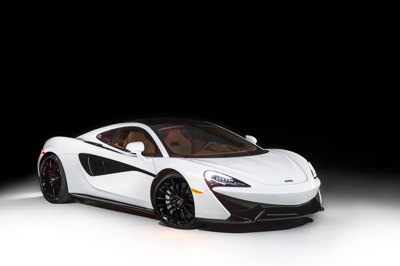 McLaren 570GT by MSO Concept debutta al Councours d'Elegance di Pebbel Beach 1