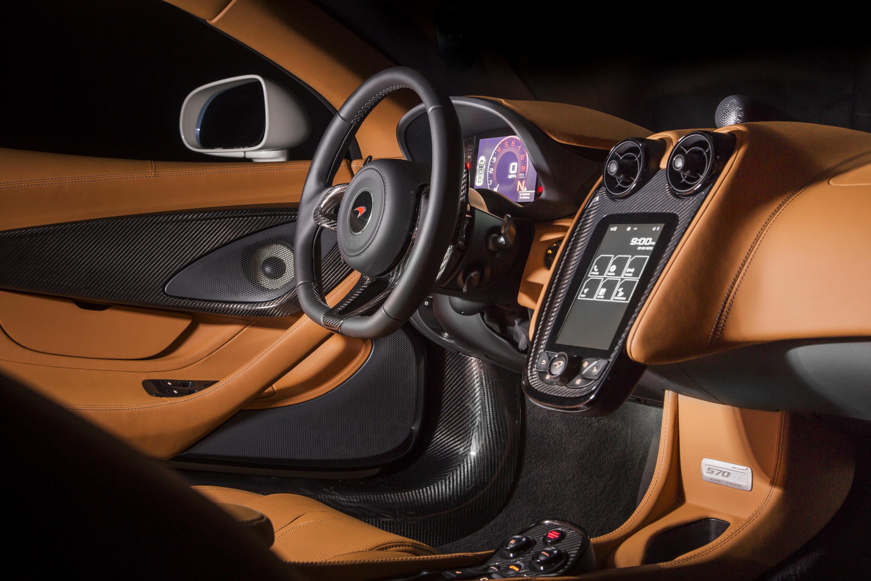 McLaren 570GT by MSO Concept debutta al Councours d'Elegance di Pebbel Beach 3