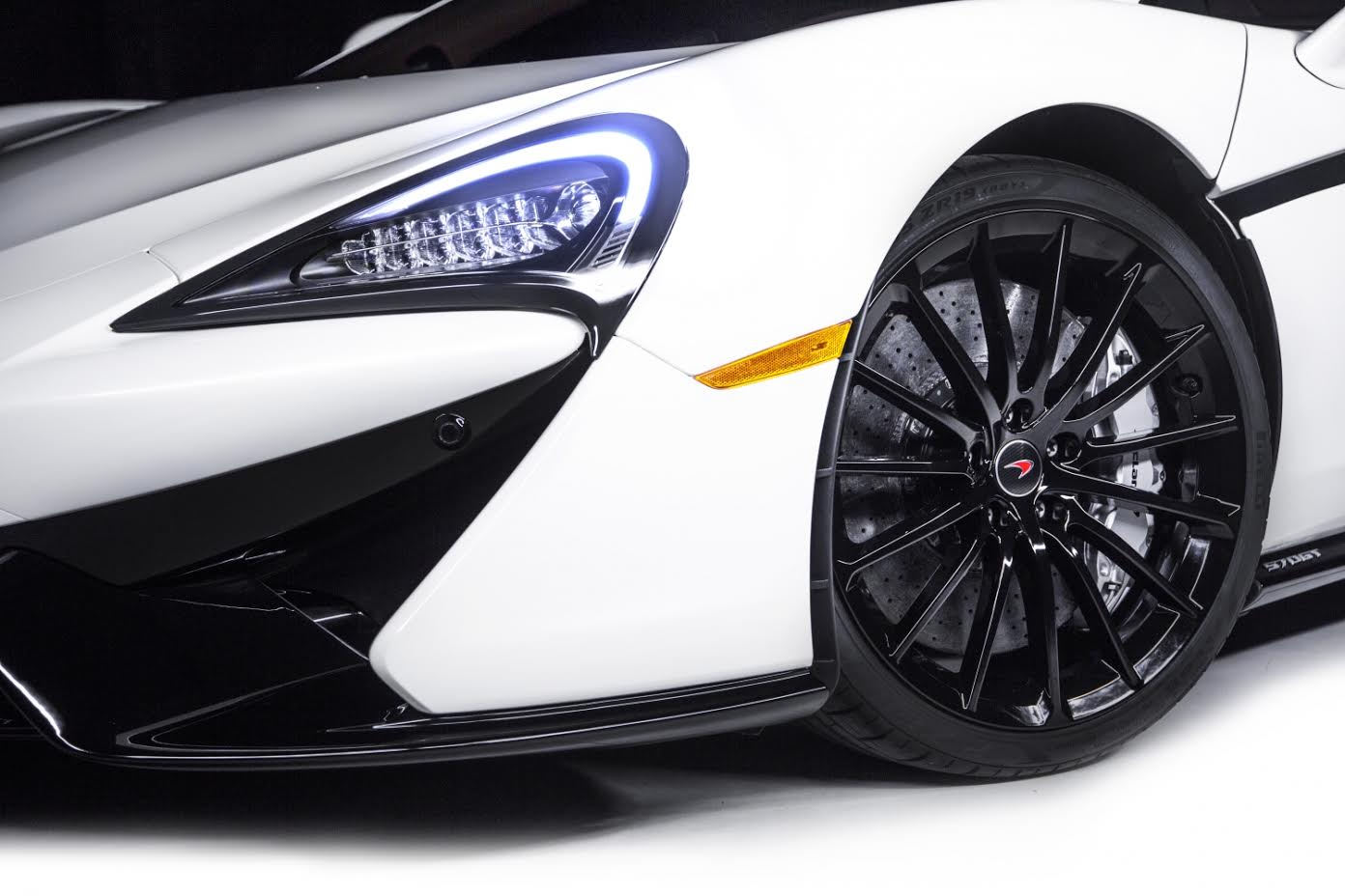 McLaren 570GT by MSO Concept debutta al Councours d'Elegance di Pebbel Beach