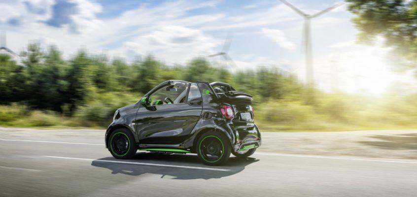 Nuova smart electric drive: perfetta per il traffico cittadino
