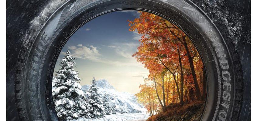 Proteggi il tuo inverno con Bridgestone