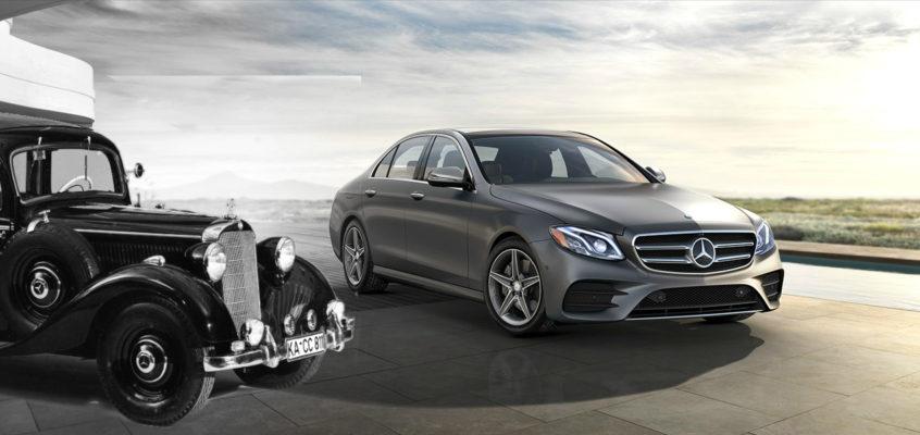 Al Salone di Padova Mercedes-Benz festeggia gli 80 anni del motore Diesel