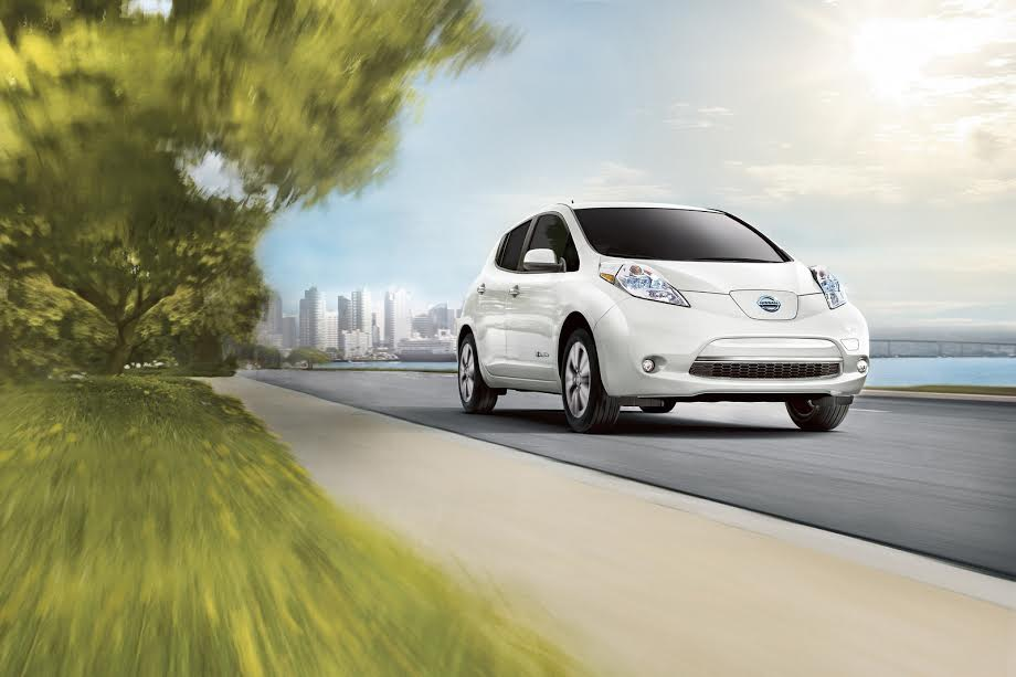 Nissan: la mobilità elettrica riduce l'inquinamento