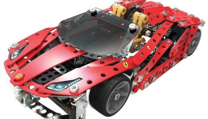 Ferrari 488 Spider e LaFerrari entrano nella scuderia Meccano