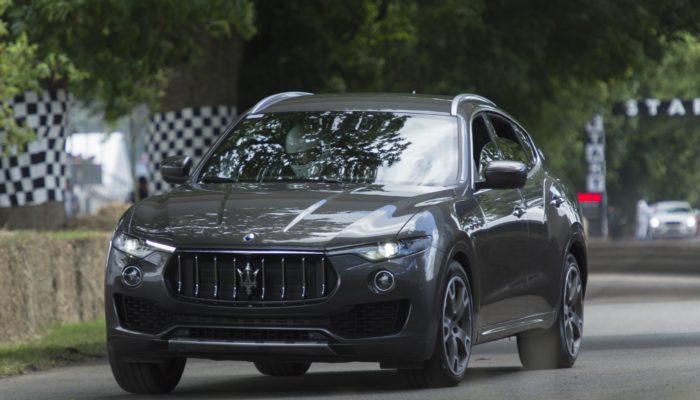 Bridgestone è pronta ad equipaggiare il primo SUV Maserati