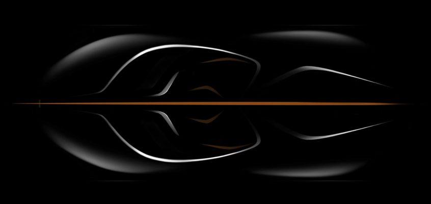McLaren Automotive: Hyper GT a tre posti