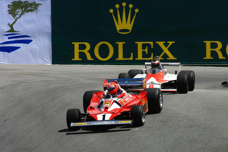 Le più belle e gloriose monoposto di Formula 1 protagoniste a Bologna