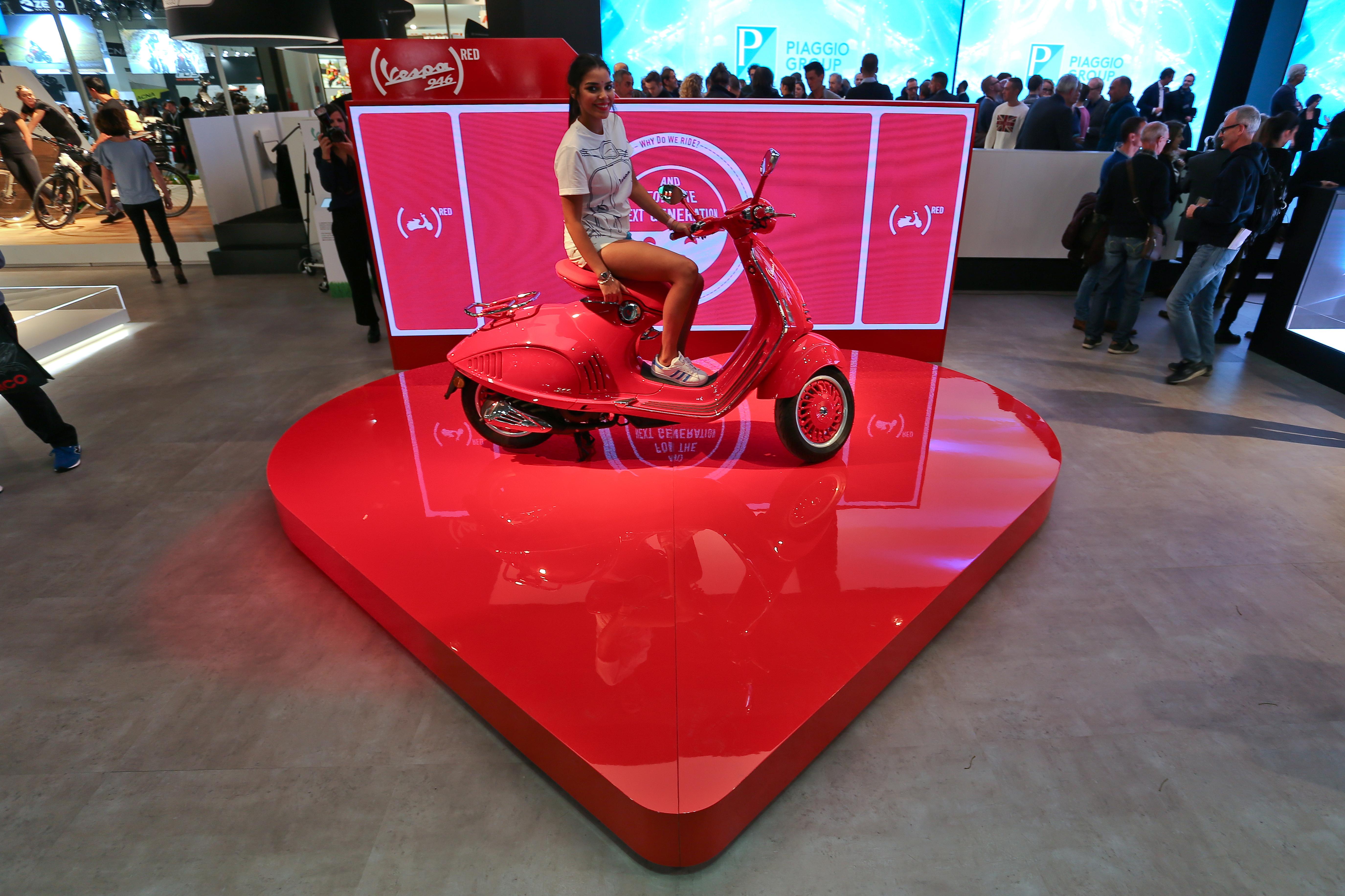 EICMA 2016: al via a Milano la più importante esposizione mondiale delle due ruote