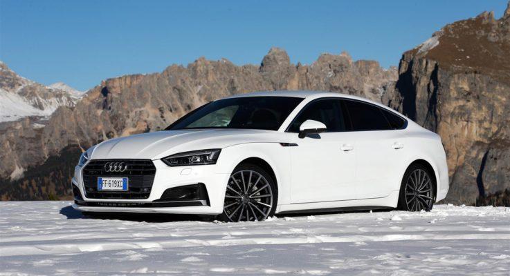 Audi A5 / S5 Sportback 2017: prezzi e motori