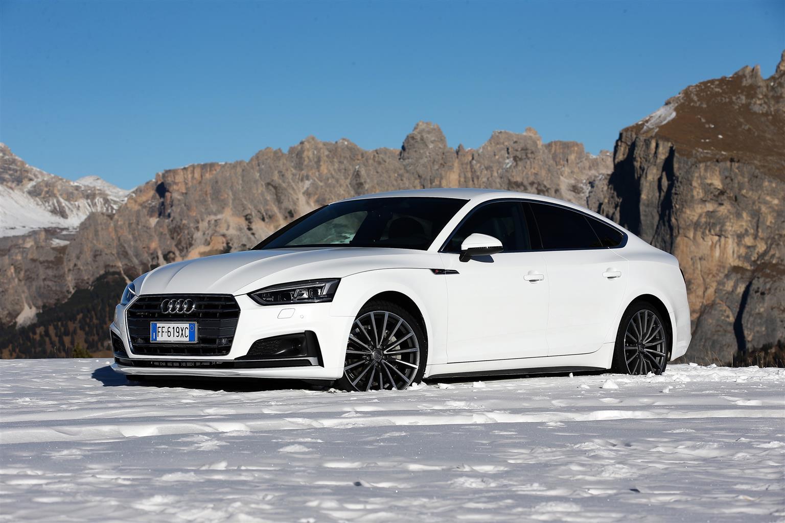 Audi A5 S5 Sportback 2017 Prezzi E Motori Blogmotoricom