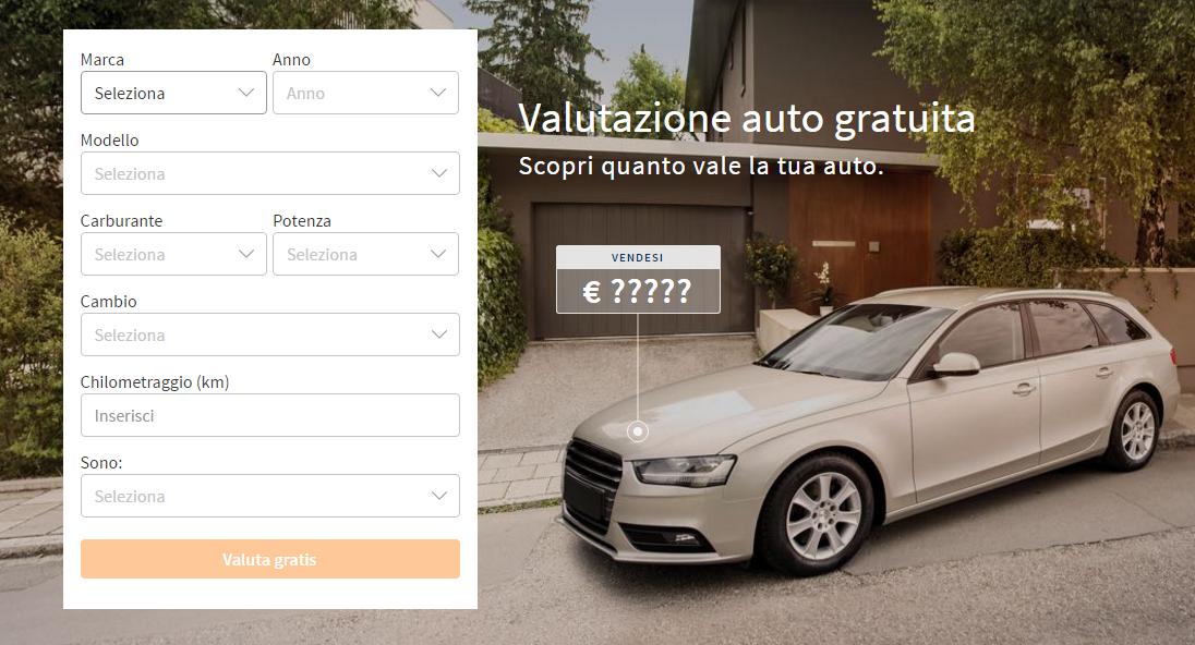 AutoScout24 lancia il servizio di valutazione on-line dell'usato
