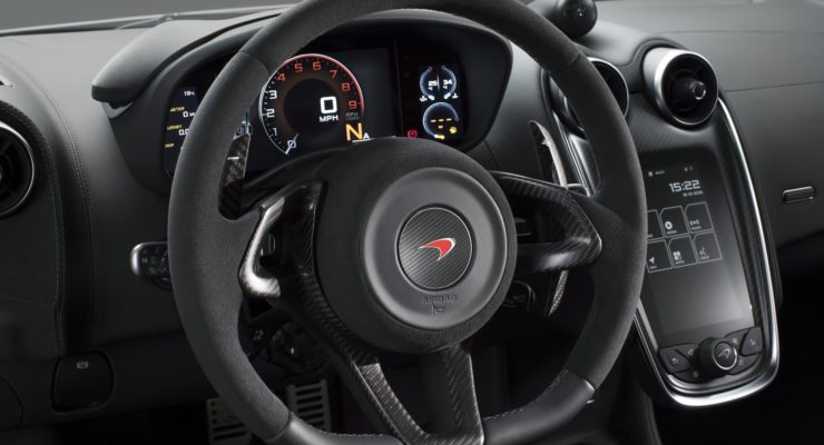 McLaren Automotive: più potenza dei motori e minore emissione di CO2