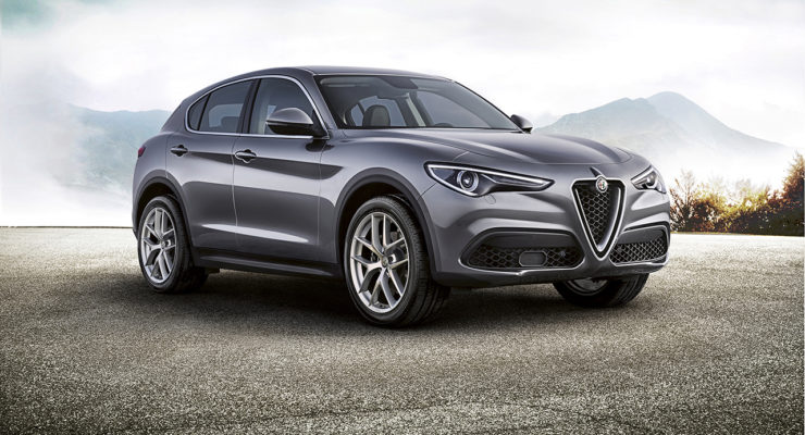 Alfa Romeo Stelvio First Edition: al via gli ordini
