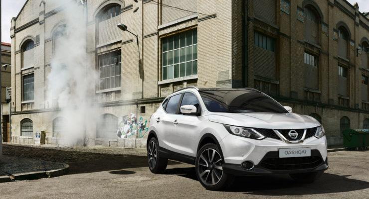 Nissan Qashqai: 10 anni di storia… e di garanzia