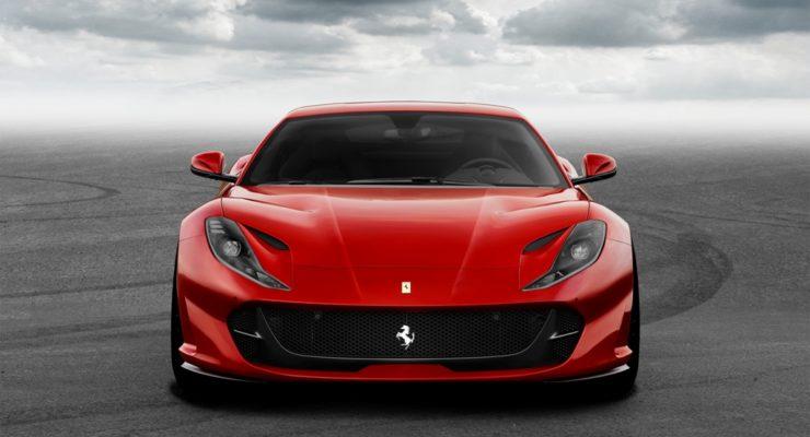 Ferrari 812 Superfast: nuova berlinetta 12 cilindri