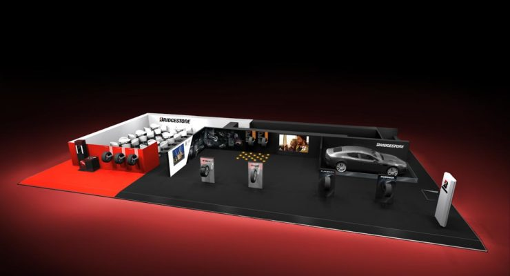 Bridgestone al Salone Internazionale dell'Auto di Ginevra 2017