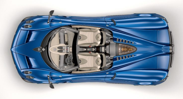 Huayra Roadster: nuova supercar scoperta firmata Pagani