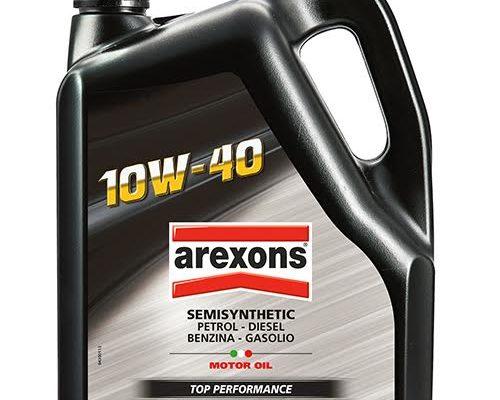 Nuova linea olii per motore firmata Arexons