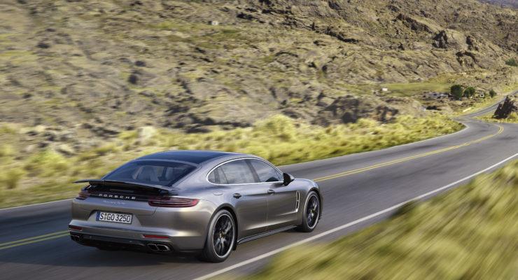 Eagle F1 Asymmetric 3 per la nuova Porsche Panamera