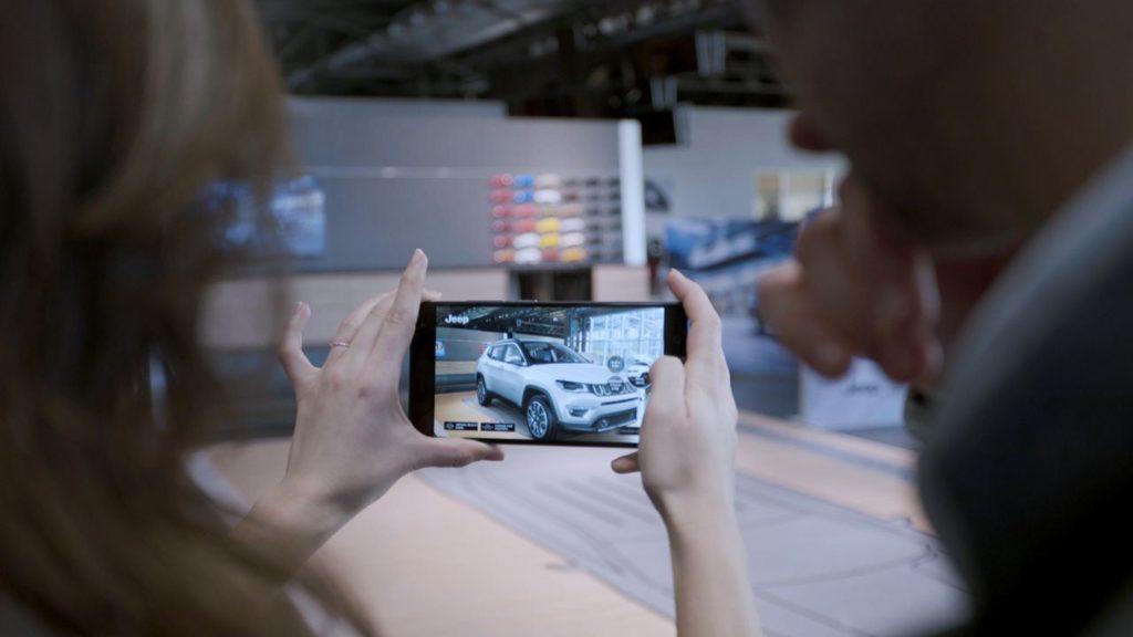 Nuova Customer Experience grazie alla realtà aumentata