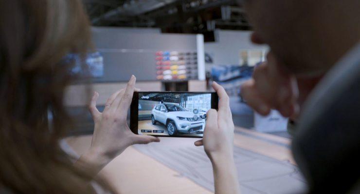 Jeep: nuova Customer Experience grazie alla realtà aumentata