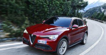 Alfa Romeo Stelvio alla Milano Design Week