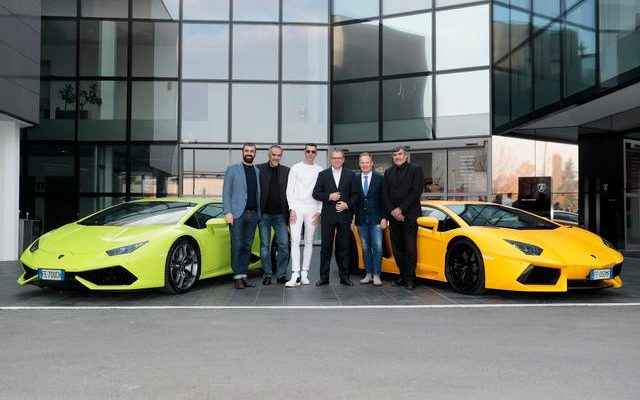 Salone del Mobile 2017: nuova collezione firmata Riva 1920 e Lamborghini