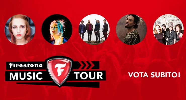 Firestone Music Tour 2017