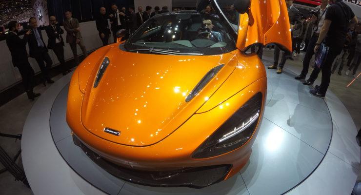 McLaren 720S: gli highlight della nuova supercar