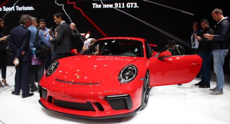 Dunlop Sport Maxx Race 2 omologato da Porsche per la 911 GT3